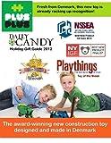 PLUS PLUS - Construction Building Toy, Open Play Set - 600 Piece - Pastel Color Mix