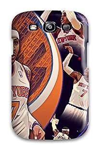 Tpu ZippyDoritEduard Shockproof Scratcheproof Carmelo Anthony Hard Case Cover For Galaxy S3