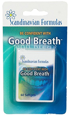 Formules scandinaves Bonne Breath - 60 gélules