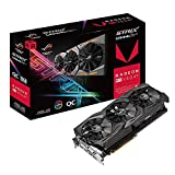 ASUS ROG-STRIX-RXVEGA56-O8G-GAMING 8GB OC Edition at Amazon
