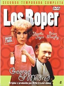 Los Roper: Segunda Temporada Completa [DVD]