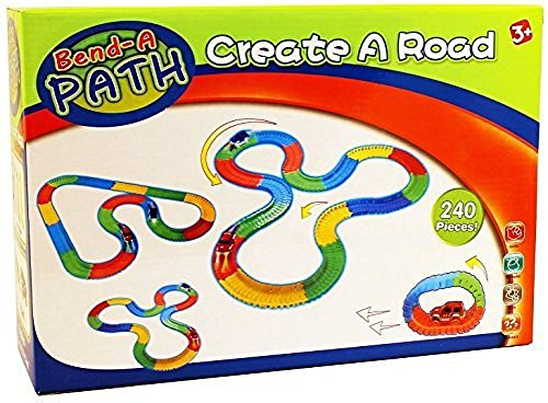 Bend Path Glow Dark Track product image