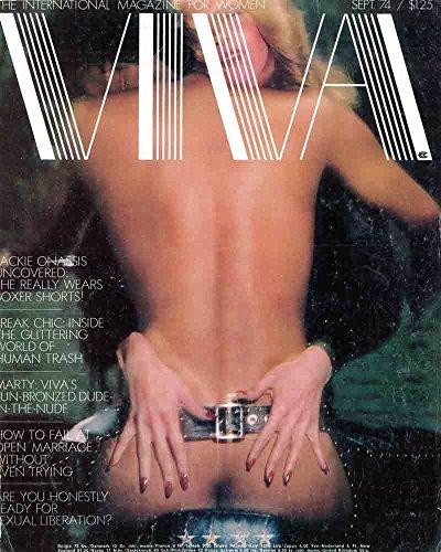 1974 Magazine (Viva Magazine September 1974)