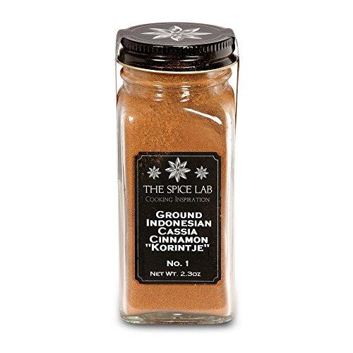 Mull Spice - The Spice Lab No. 1 - Ground Indonesian Cassia Cinnamon