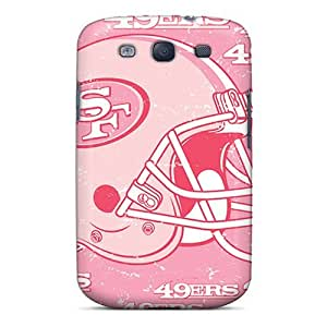 Cmg3657exCX Tpu Case Skin Protector For Galaxy S3 San Francisco 49ers With Nice Appearance