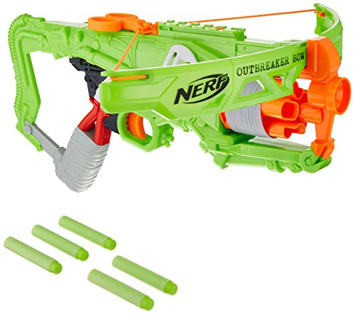 Nerf Zombie Strike Outbreaker Bow by Nerf