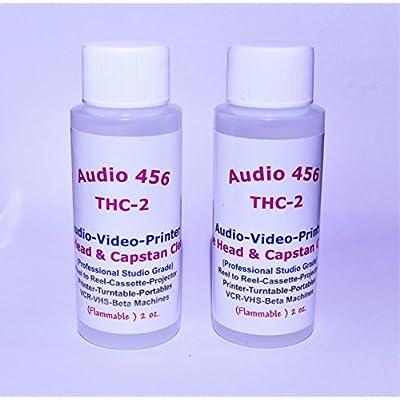 2-audio-456-thc-2-audio-video-tape