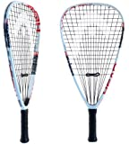HEAD Extreme Edge Racquetball Racquet, String, 5/8 Grip