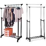 Garderobenständer, Garderobe fahrbar, mobiler