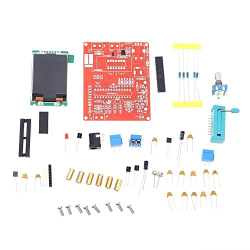 - UEB GM328 Transistor Tester Frequency Measurement PWM Square Wave DIY Kits