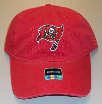 Reebok Tampa Bay Buccaneers Women's Basic Logo Slouch Hat Adjustable by Reebok