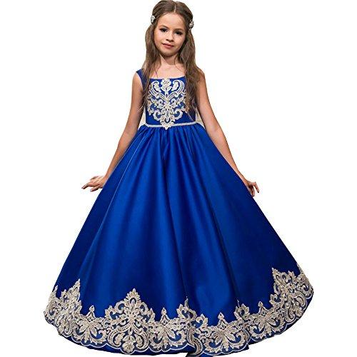 customized flower girl dress - 2