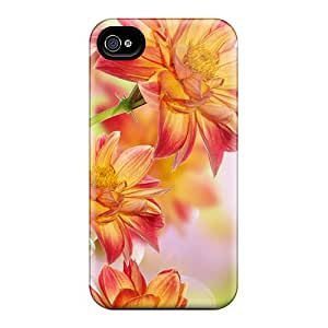 ELpMlYX4089xKQVN Bring Color Into The World Awesome High Quality Iphone 4/4s Case Skin