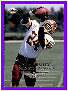 1999 Collector's Edge First Place #200 Champ Bailey RC Rookie WASHINGTON REDSKINS GEORGIA BULLDOGS