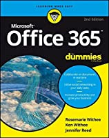 Office 365 For Dummies, 2nd Edition Front Cover