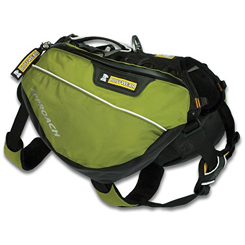 Ruffwear Approach Pack Lichen Green, Small