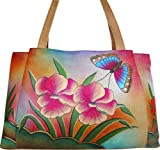 ANNA by Anuschka ANNA by Anuschka Large Shopper – Floral Butterfly (Floral, Bags Central