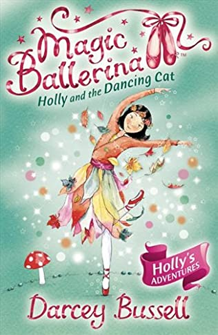 book cover of Holly and the Dancing Cat