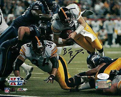 - Ben Roethlisberger Autographed Photo - 8x10 20859 - JSA Certified - Autographed NFL Photos