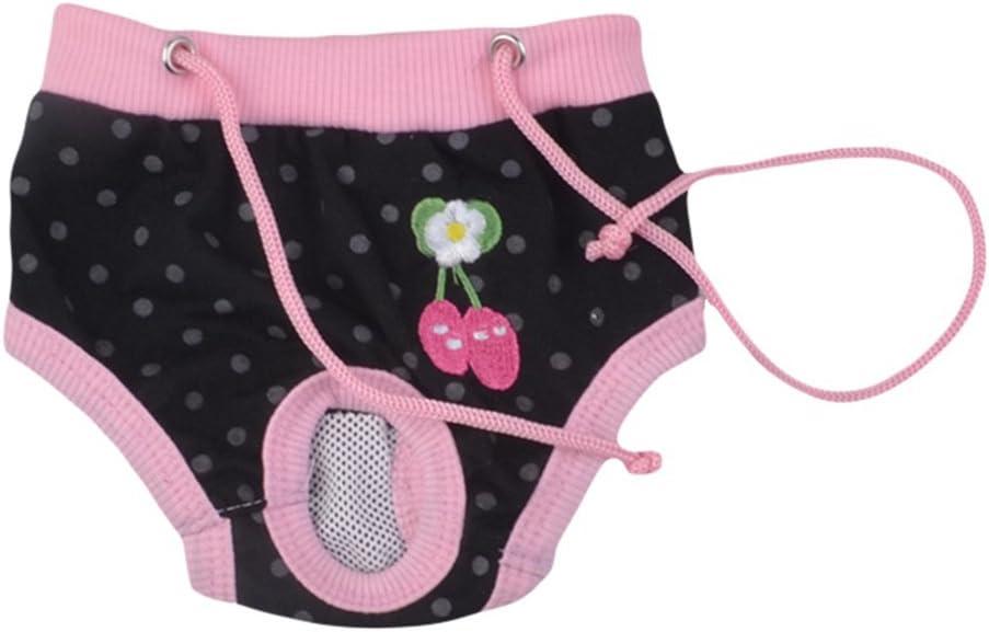 Da.Wa - Bragas sanitarias menstruales menstruales para mascotas, ropa interior para perro, pañales, higiene