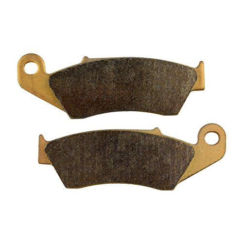AHL Sintered FA185 Front Brake Pads for Honda XR400 RT/RV/RW/RX/RY/R1-R5 1996-2005