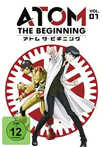 Atom the Beginning Vol. 1