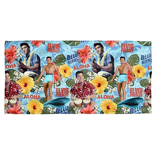 Elvis Presley Blue Hawaii Towel (30x60) ()