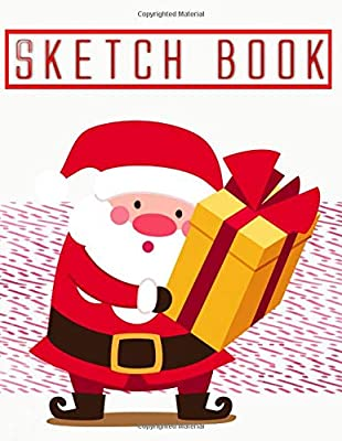 Sketch Book For Boys Christmas Gifts Anniversary: Funny ...