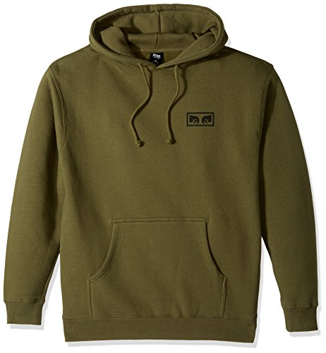 Fleece Army Pullover - 6