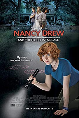 Lionbeen Nancy Drew and The Hidden Staircase Movie Poster ...