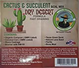 buy Dry Desert Cactus Potting Mix (4 Quarts) now, new 2018-2017 bestseller, review and Photo, best price $11.99