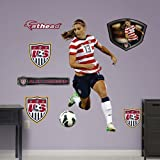 Soccer Alex Morgan - Ball Control Wall Decal Sticker 44 x 67in