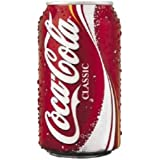 Coca Cola Classic, 12-Ounce Cans (Pack of 24)