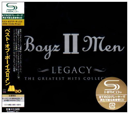 Boyz II Men - Legacy The Greatest Hits Collection By Boyz Ii Men (2008-12-03) - Zortam Music