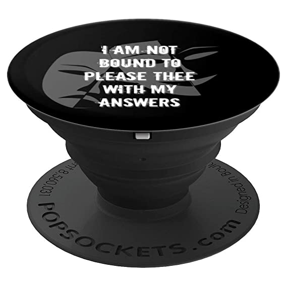 Funny Shakespeare gifts Thespian gifts Theatre Kid - PopSockets Grip and Stand for Phones and Tablets