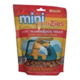 Nootie Tym10C Mini Yumzies Soft Training Dog Treats, 10 Oz/All