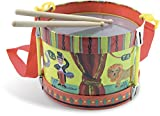 Vilac Tin Drum by Nathalie Lete