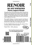 Renoir: 16 Art Stickers (Dover Art Stickers)