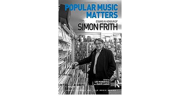 Ashgate library essays popular music buy a descriptive essay