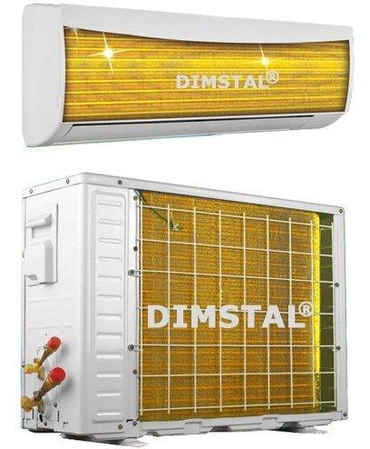Aire acondicionado split inverter A++/A+ Golden-Fin 9000 hasta 24000 BTU, aire acondicionado y calefacción SmartHome, Blanco, 230.00 voltsV: Amazon.es: ...