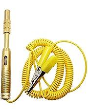 mewmewcat Caneta testadora de voltagem elétrica Caneta de reparo de lâmpada para carro automotivo Teste de ponta de lápis