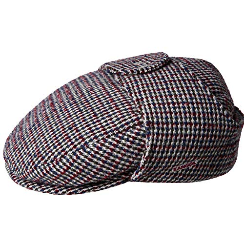 Kangol Men Tweed Bugatti Preppy Check S ()