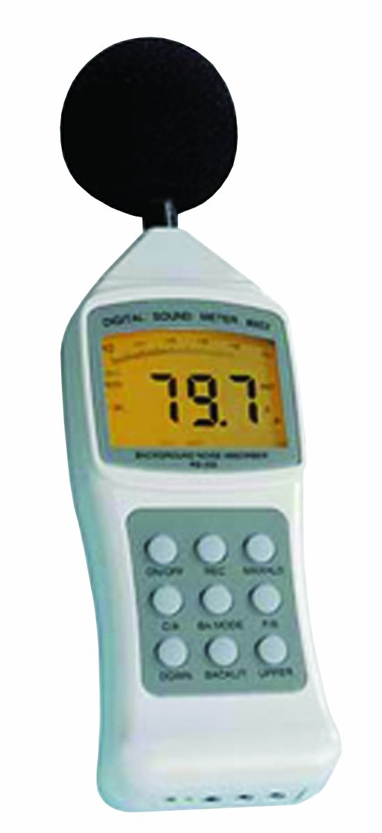 General Tools DSM8922 Digital Sound Meter, Backlight and RS-232 Output