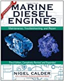 Marine Diesel Engines, Nigel Stuart Calder, 0071475354