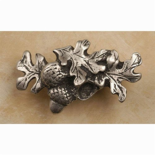 Acorn Cluster knob (Set of 10) (Weathered - Knob Acorn Cluster
