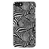 Trina Turk Stylish Snap Case for iPhone 5/5s (Zebra)