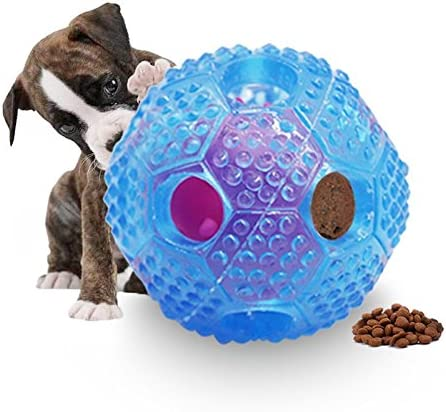 Esoes Pelota de Juguete para Perros Pets con Cepillo de Dientes y ...
