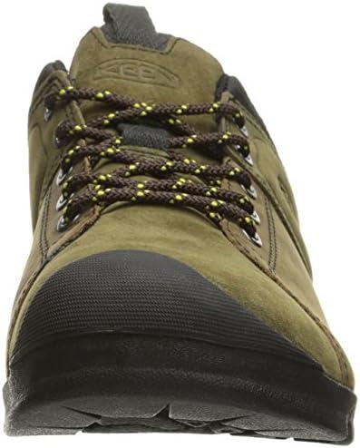 KEEN Men's Citizen Low Waterproof Shoe