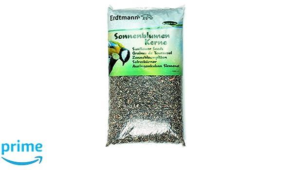 Erdtmanns - Semillas de Girasol, 10 kg: Amazon.es: Productos ...