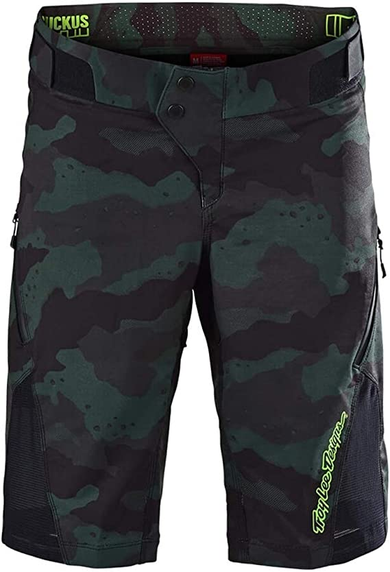Troy Lee Designs Ruckus Solid Women's Off-Road BMX Cycling Shorts